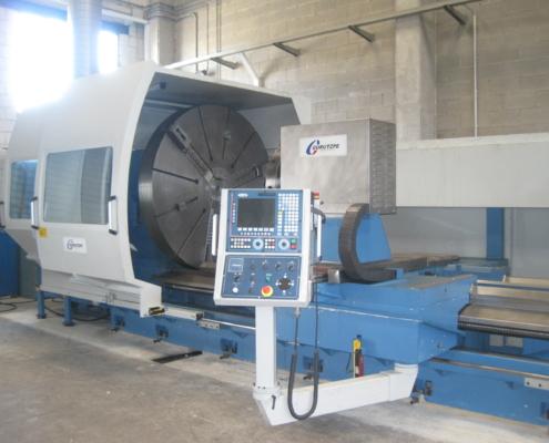 MAS SOLER 2000 - Torn CNC Gurutzpe 1800